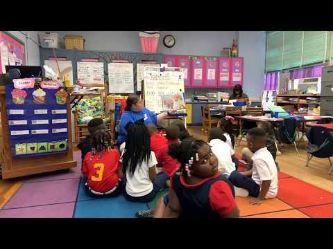 Y Read at Dannelly Elementary School