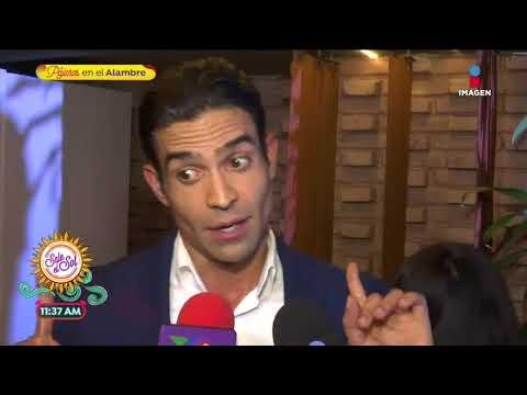¡Juan Vidal le manda mensaje a Zague porque también fue hackeado! | Sale el Sol