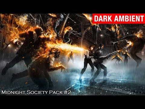 Midnight Society Pack #2 | Dark Ambient, Horror Music - Myuu