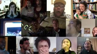 Star Wars 7 Trailer #2 Reaction mash-up