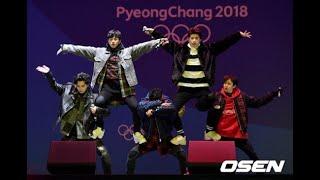 2PM、入隊中のテギョンも登場…「2018平昌冬季五輪」ヘッドライナーショーステージで5人で熱いパフォーマンス...... thumbnail