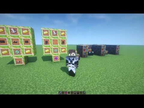 Обзор модов Minecraft #9 Enchanting Plus