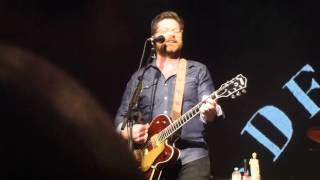 The Decemberists 2016-03-26 Death Defying (Hoodoo Gurus cover) at Byron Bay Bluesfest