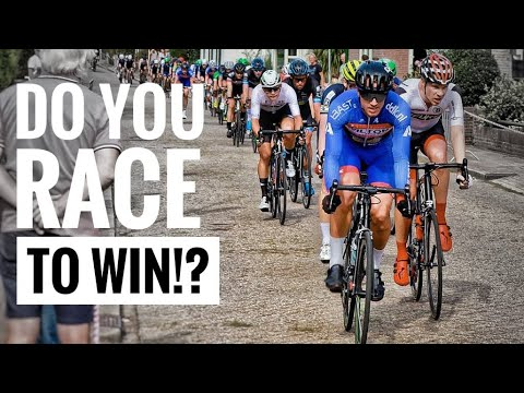 RACE TO WIN OR SANDBAG ALL DAY? - Criterium Hartje Baarn 2018 - #cycling  Holland