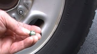 How To Re-Set TPMS, Tire Pressure Monitor System. DIY