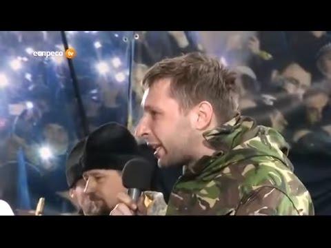 Euromaidan - Maidan announce ultimatum to Victor Yanukovych