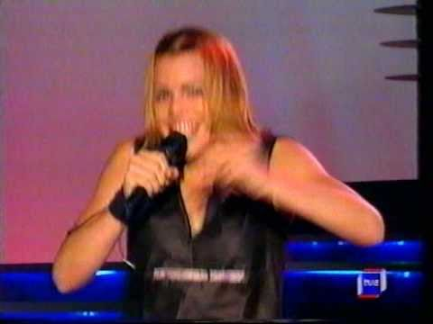 Billie Piper - Because we want to (Live @ Msi Spain) 1998