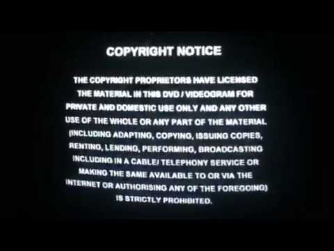 Copyright Notice - YouTube