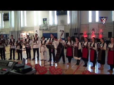 Sounds Of Croatia At The 2011 Carassauga Festival -  Mississauga,  Greater Toronto Area