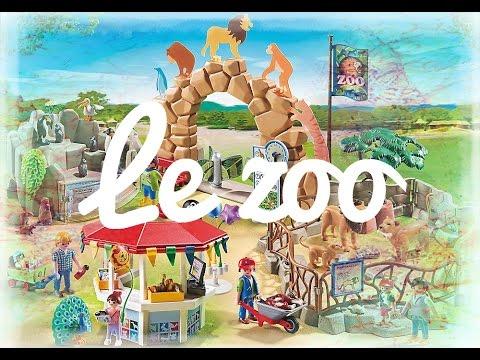 Film Playmobil - Le zoo