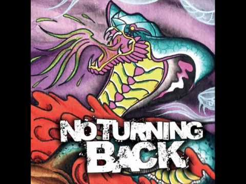 no turning back - never again