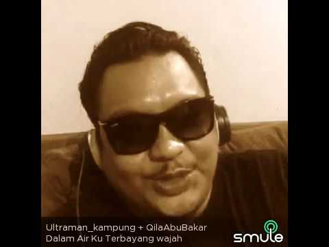 SMULE - Dalam Air Ku Terbayang Wajah - P.Ramlee & SalOma cOver by Qila Abu Bakar & Fairuz Misran