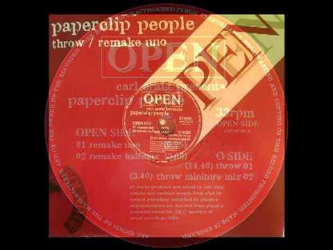 Carl Craig pres. Paperclip People - Throw