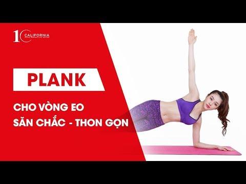 Workout #13 - Eo thon bụng phẳng (Bài tập bụng dưới và eo)
