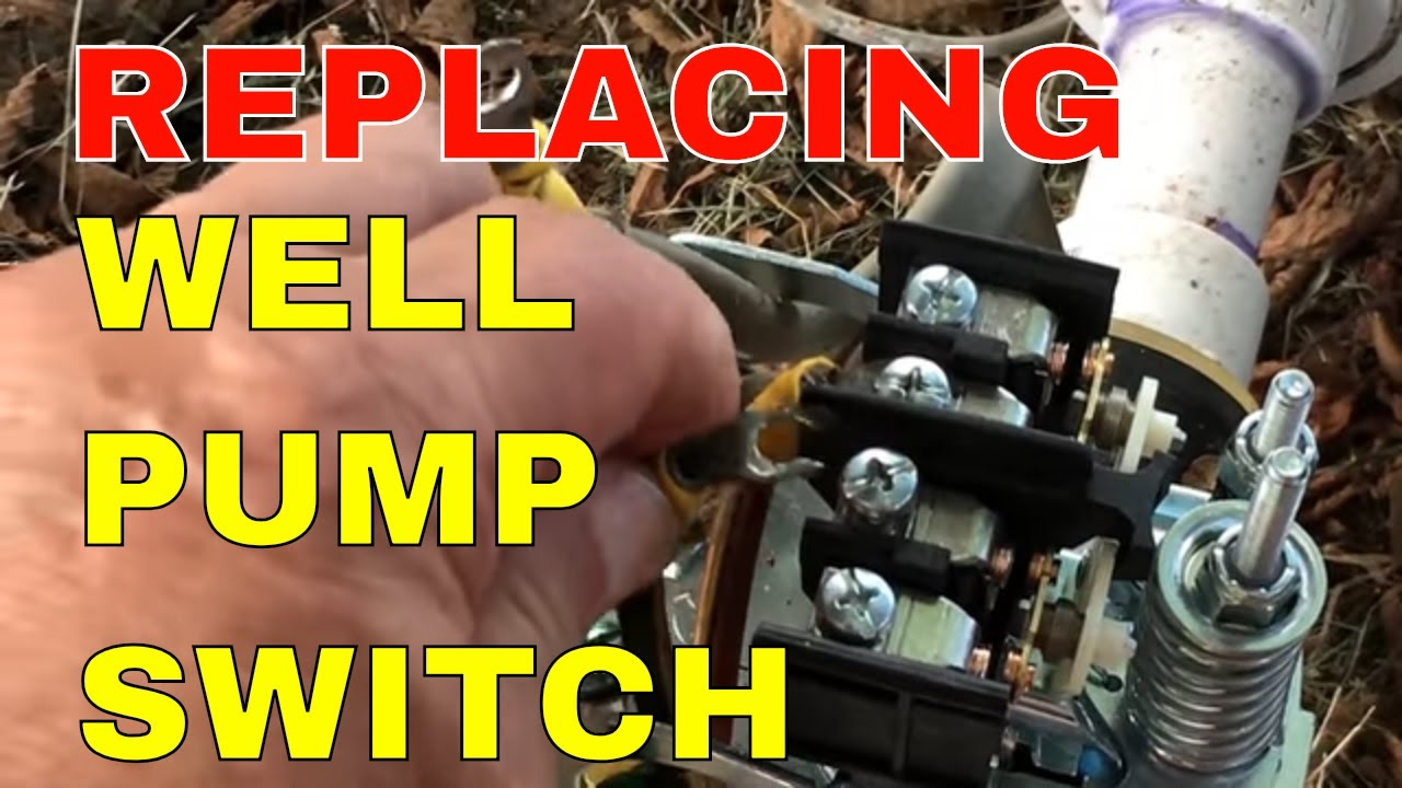 [ANLQ_8698]  REPLACING A WELL PUMP PRESSURE SWITCH - YouTube | Merrill Pressure Switch Wiring Diagram |  | YouTube