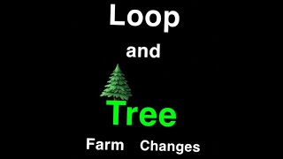 Roblox Factory Town Tycoon- Loop And Tree Farm Changes