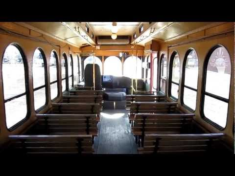 Trolley Bus For Sale!