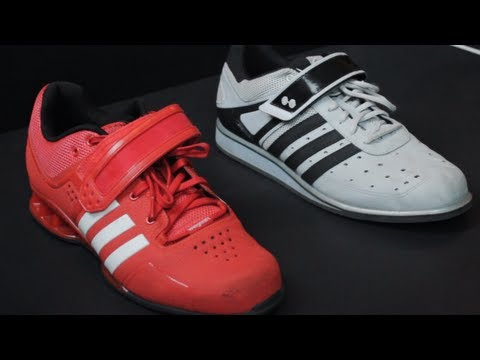 feef7cc2ad62 Adidas AdiPower   PowerLift Weightlifting Shoe Review - YouTube