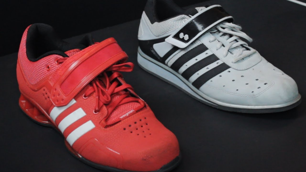 Adidas Power Perfect  Weightlifting Shoe Review