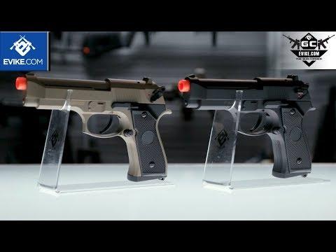 CYMA CM126 Full Auto M9 AEP - The Gun Corner - Airsoft Evike.com
