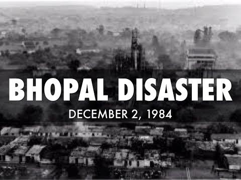 Bhopal 1984 Disaster - Katha  in Marathi