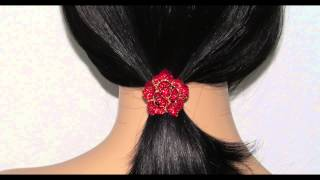 Pony Tail Hooks Accessories By Mary Online Collection 830-PTH 5-4-2013 Thumbnail