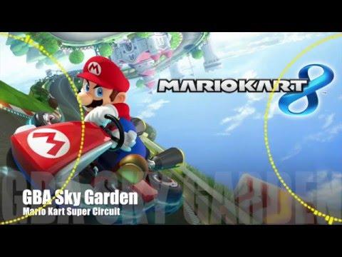 Mario Kart Fan Music -GBA Sky Garden- By Panman14