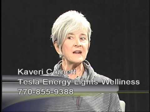 Tesla Energy Lights Wellness - Part 1