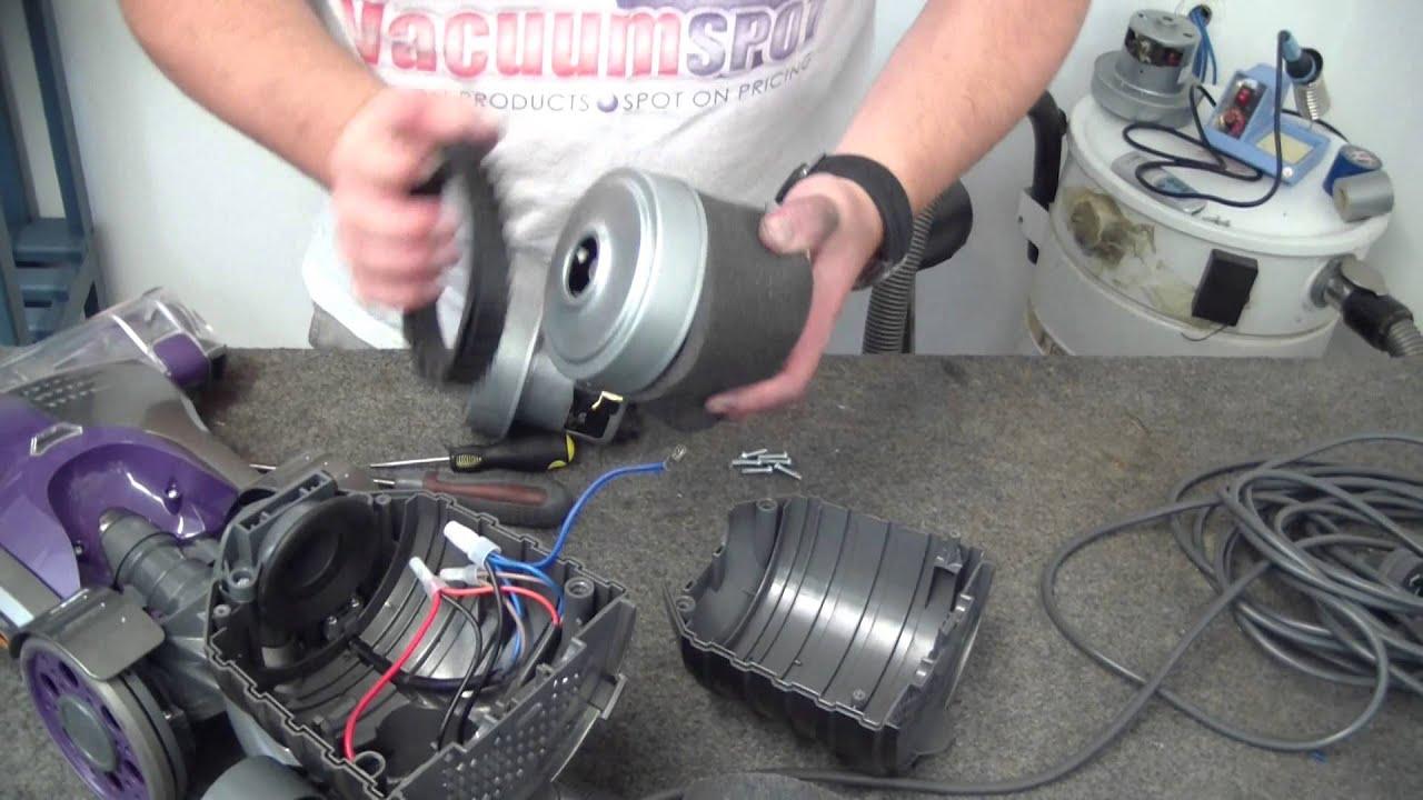 Vax Air Reach Motor Change Youtube