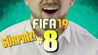 FIFA 19 KARİYER #8: ÇOK BÜYÜK SÜRPRİZ!