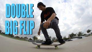 BIG DOUBLE FLIP