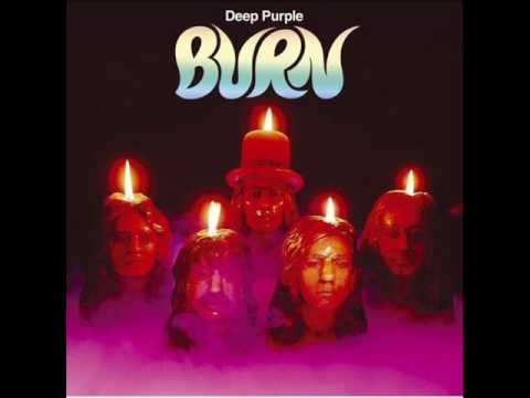 Deep Purple-Burn