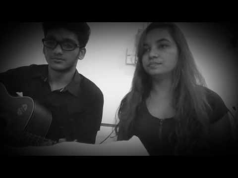 Say Something - A Great Big World ft Christina Aguilera Cover by Priscilla Shasha and Gershom Moses