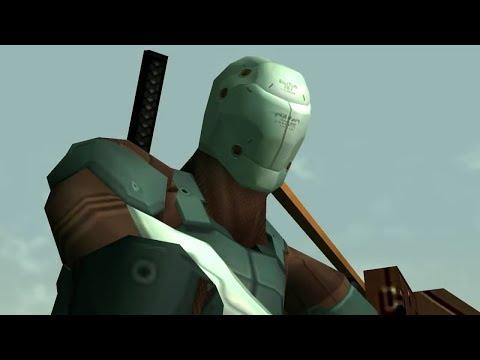 Metal Gear Solid 2 - Ninja w/Graphic Novel Audio HD (1080p 60fps)