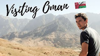 |🌍 Visiting OMAN 🌞|   (British Tourist Vlog)