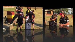 Hills Bulls  2018 Under 13 2's Rugby League