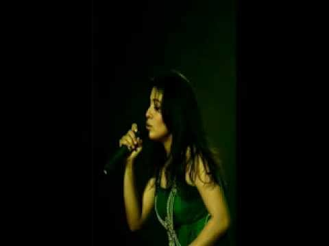 Mere Sang By Sunidhi Chauhan From Newyork