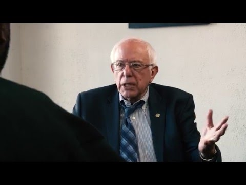 Talking Shop w/ Bernie Sanders 1/6: Economic Freedom | Killer Mike