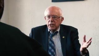 Talking Shop w/ Bernie Sanders 1/6: Economic Freedom | Killer Mike(Part 1/6: On November 23rd, 2015, Killer Mike sat down with Senator Bernie Sanders at The SWAG Shop in Atlanta, GA to discuss topics ranging from gun ..., 2015-12-15T15:00:02.000Z)