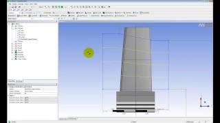 Видеоурок CADFEM VL1202 - Экспорт геометрии из ANSYS DesignModeler в ANSYS TurboGrid