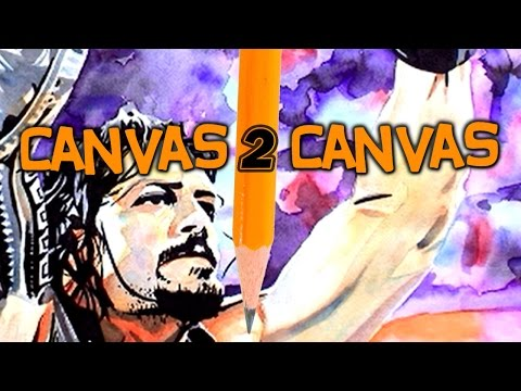 Believe in Canvas 2 Canvas!