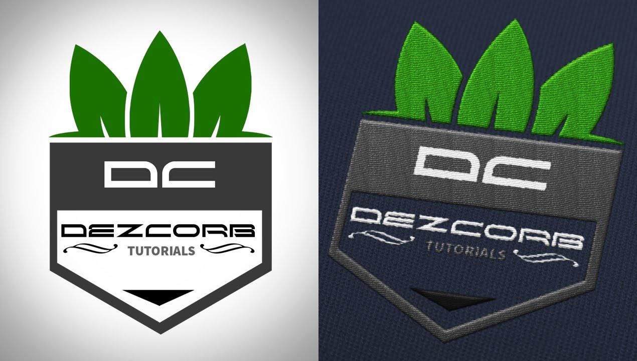 Design logo patch