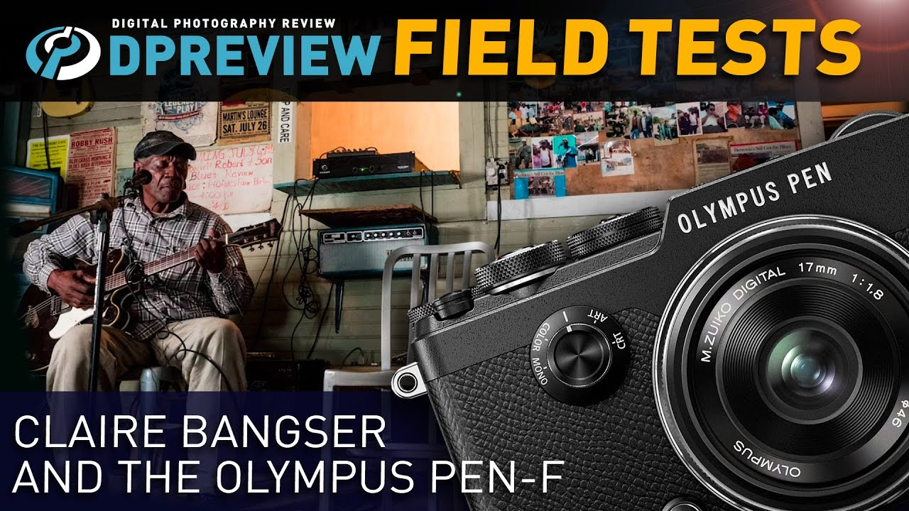History Repeating: Olympus PEN-F Review: Digital Photography