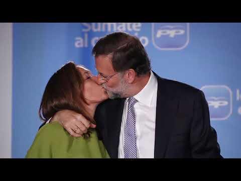 Homenaje a Mariano Rajoy