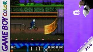 Review de merde #966 : Road Champs - BXS Stunt Biking [Game Boy Color]