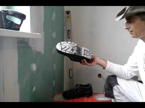 Рабочая обувь спецобувь EURO-NICARAGUA GY - YouTube