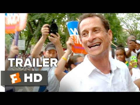 Weiner Official Trailer 1 (2016) - Anthony Weiner Documentary HD