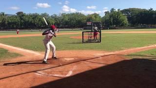 Marcos Marcelino OF 2021 (MB Baseball Academy)