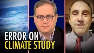Ezra Levant: Media ignores HUGE error in alarmist climate report