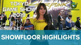 Tokyo Game Show 2019 | Showfloor Highlights